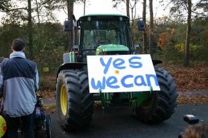 Protest in Gorleben