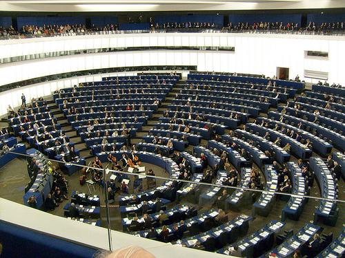 EU-Parlament in Strasbourg